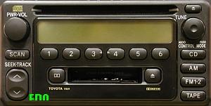Toyota Highlander Club - Реально ли сделать так, чтобы родная магнитола читали МР3.